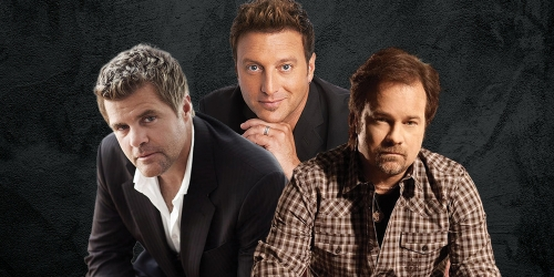 Richie McDonald, Larry Stewart and Tim Rushlow: Frontmen of Country Tour