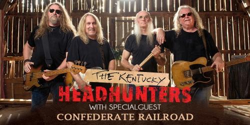 Kentucky Headhunters & Confederate Railroad