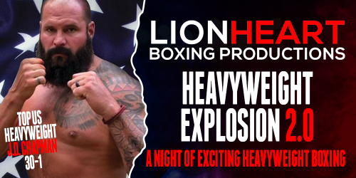LionHeart Boxing: Heavyweight Explosion 2.0