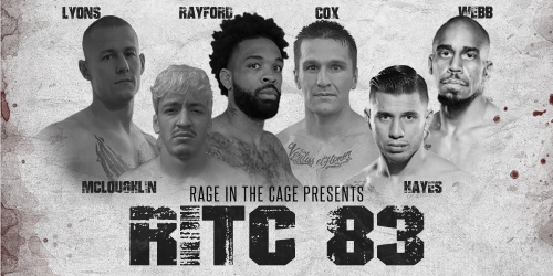 Rage In The Cage 83