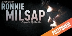Ronnie Milsap: A Legend In My Time Tour (POSTPONED)