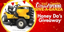 Give-A-Ganza: Honey Do's Giveaway