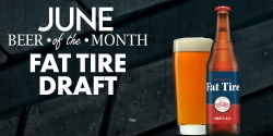 June Beer Of The Month - Fat Tire