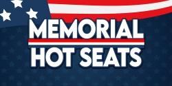 Memorial Hot Seats