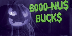 Booo-nus Bucks
