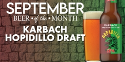 Beer Of The Month - Karbach Hopadillo