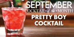 Cocktail Of The Month - Pretty Boy