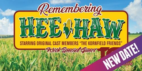 Remembering Hee Haw: The Kornfield Friends + T Graham Brown