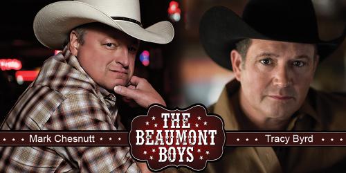 The Beaumont Boys: Mark Chesnutt & Tracy Byrd