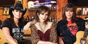 Terri Clark, Pam Tillis & Suzy Bogguss