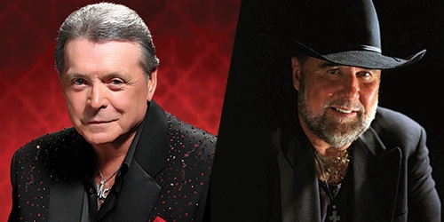 Mickey Gilley & Johnny Lee: 40th Anniversary Urban Cowboy Tour