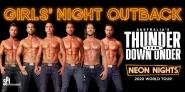 Australia's Thunder From Down Under: Neon Nights 2020 World Tour