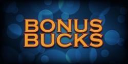 Thursdays: Bonus Bucks